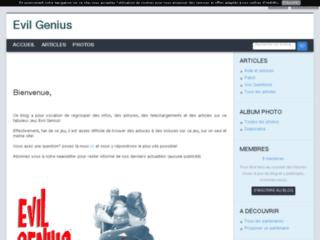 Evil Genius Astuces & Soluces