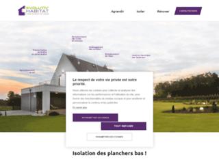 Evolutiv'Habitat : votre spécialiste de l'aménagement