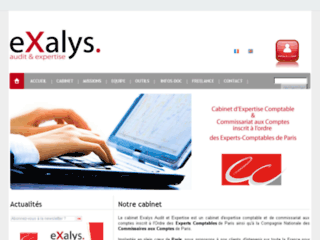 Détails : Exalys Paris
