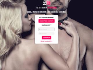Exilib site de rencontre des célibataires et couples libertins