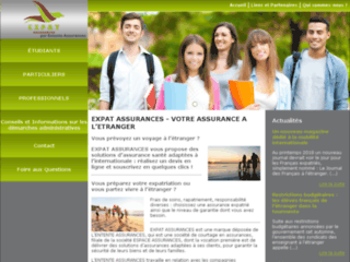 Détails : Expat Assurances - Solutions d'assurances pour expatriés
