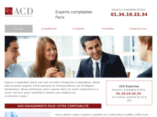 Détails : Expert Comptable Paris