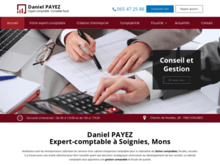 Expert-comptable et conseiller fiscal à Soignies