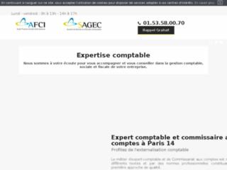 Expert comptable et commissaire aux comptes à Paris 14