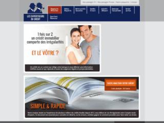 Détails : Expertiseurs du crédit