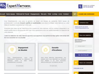 Détails : Un blog pour vous aider dans la rédaction de votre mémoire