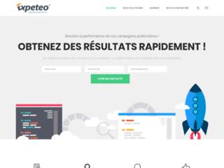 Détails : Expeteo: Agence web spécialisée en référencement naturel