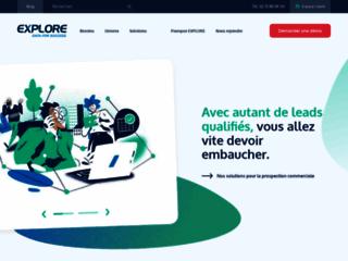 Détails : Information et veille entreprise