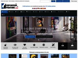 Détails : Galerie d'art en ligne