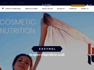 Détails : Actifs cosmetiques pour produit de beauté