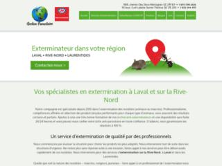 Exterminateur - ECRN Extermination