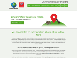 Extermination souris - ECRN Extermination