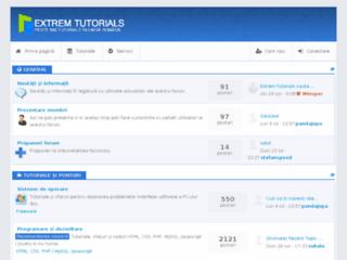 http://www.extrem-tutorials.com