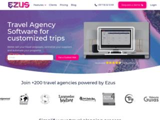 Ezus - Le Logiciel des Organisateurs de voyage sur mesure