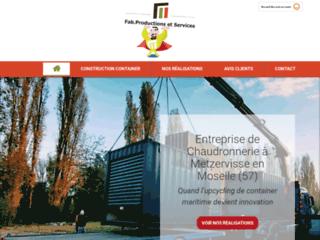 Fab Productions & Services à Metzervisse