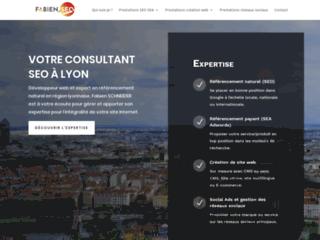 Fabien SEO: développeur web freelance et consultant SEO