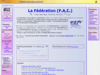 Fédération Associative Columérine