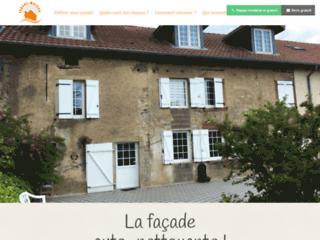 Détails : Technique de rénovation de façade