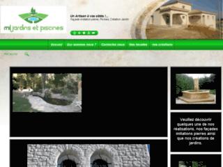 Détails : Facadiers paysagiste Béziers 34