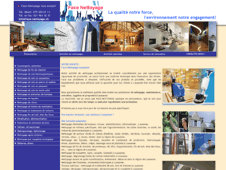 Nettoyage et conciergerie à Genève