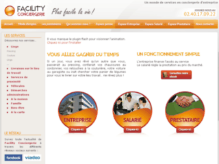 Facility conciergerie