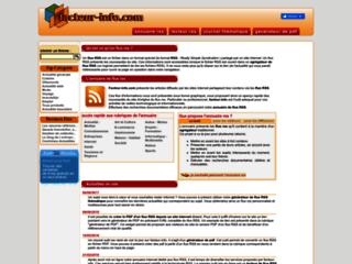 Annuaire de flux RSS - Outils rss