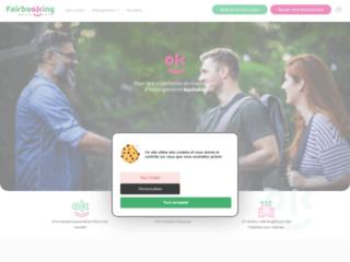 Détails : Fairbooking, réservation d'hôtels en direct