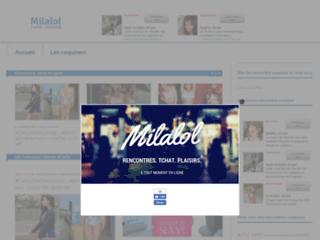 Milalol - Guide d'actu pour faire l'amour