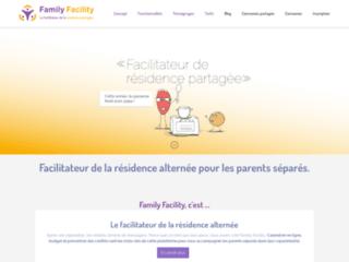 Détails : Facilitateur de la résidence partagée pour les parents séparés