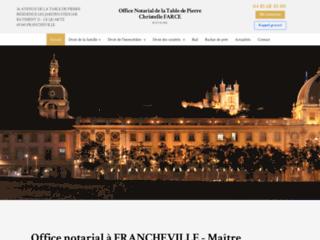 Notaire à Francheville