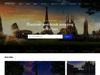 Fast Pass Tours :  Spécialiste de la visite des monuments et attractions d'Europe
