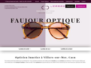Opticien lunetier à Villers-sur-Mer, Caen