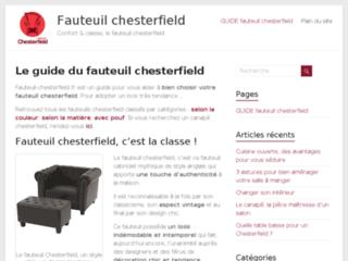 Détails : Tout sur le fauteuil chesterfield, un fauteuil très classe