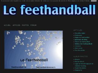 Feethandball