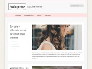 Détails : Le magazine femme pour les femmes actuelles