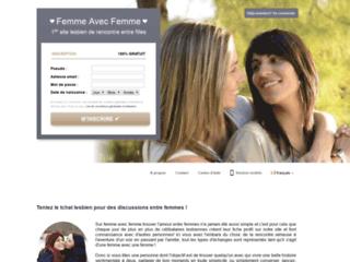 Femme avec femme : site lesbien
