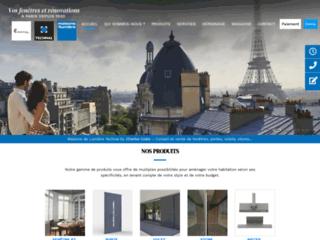 Détails : Fabriquant de fenêtres