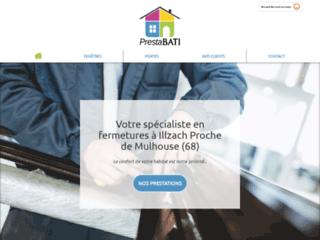 Presta Bati, entreprise de menuiserie à Illzach