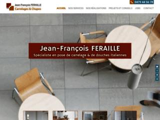 Détails : Carreleur-chapiste, Jean-François Feraille