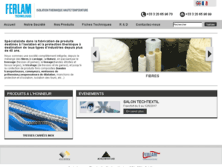 Détails : De nombreux produits de grande qualité pour l'isolation thermique industrielle à faibles coûts !