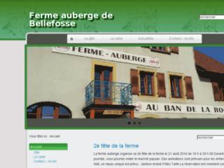 Détails : Les chambres d'hôtes de la ferme auberge de Bellefosse