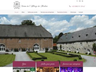 Détails : La Ferme de l'Abbaye de Moulins à Dinant