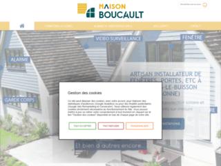 Maison Boucault à Verrières-le-Buisson