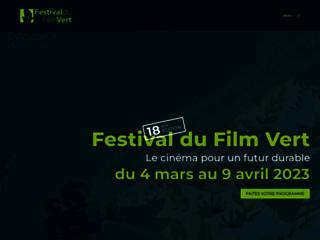 FFV - Le Festival du Film Vert