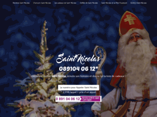 Détails : Le site pour découvrir et préparer la Saint Nicolas