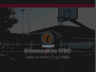 Stages de basket en camps de vacances