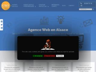 Détails : FGP Solutions, agence de création de sites Internet en Alsace