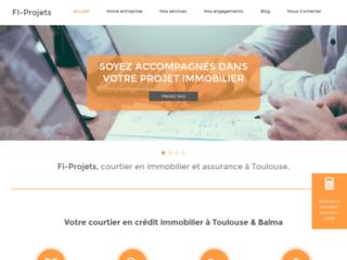 Courtier en crédit immobilier à Toulouse