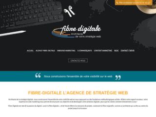 Blog Fibre-Digitale
