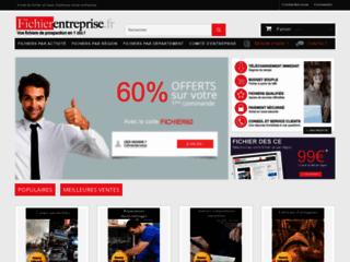 Détails : Achat de fichier prospect en ligne
